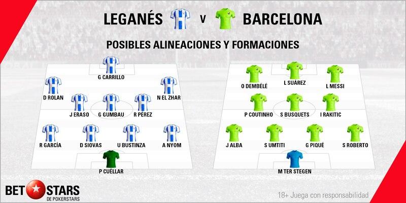 Betstars, Leganes vs FC Barcelona, pronosticos deportivos, LaLiga, fútbol