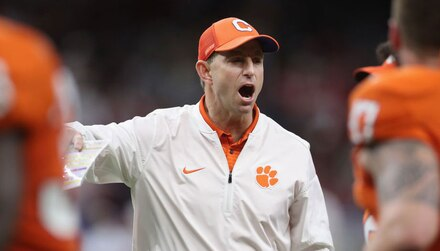No. 3 Notre Dame vs No. 2 Clemson: Fighting Irish clash with the Tigers in the Cotton Bowl Classic
