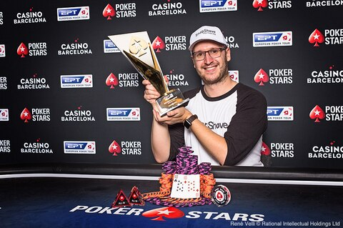 Max Silver claims €10K High Roller gold and €600K to end EPT Barcelona