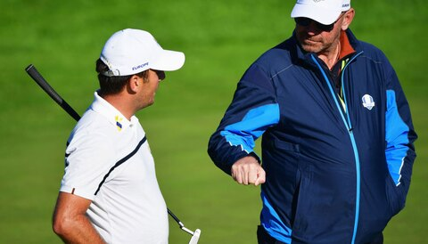 Ryder Cup: Molinari to lead European charge