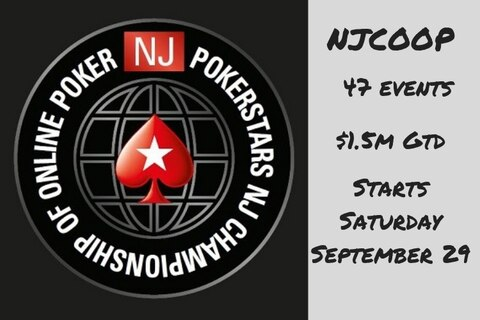 NJCOOP returns this September. Play for just $1