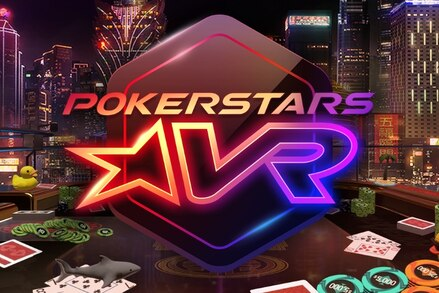 PokerStars VR goes live today. Need a headset? Here's how you win one