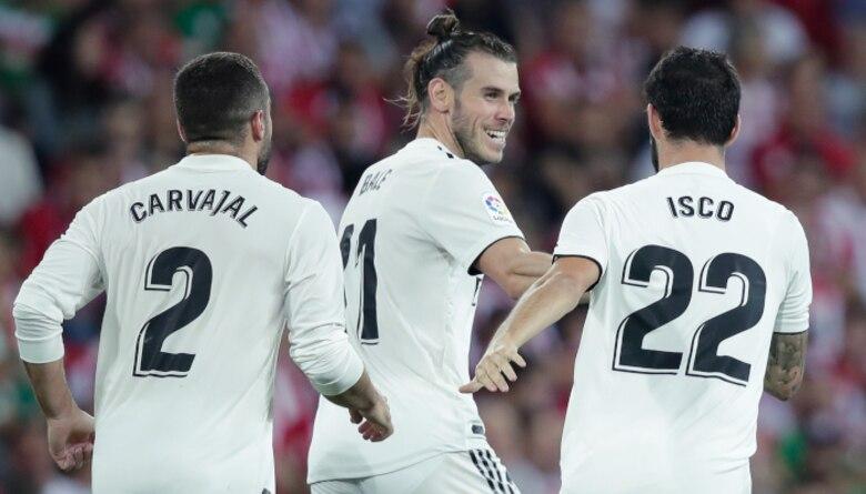Real Madrid-Siviglia: scontro diretto per il 3°posto della Liga