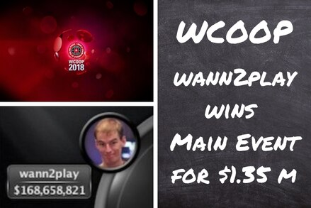 WCOOP 2018: All the news from the final day