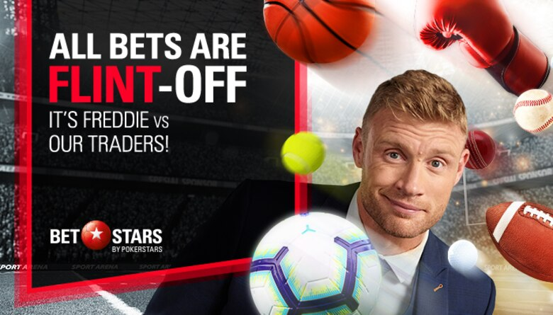 All Bets are Flint-off - It's Freddie vs Our Traders!
