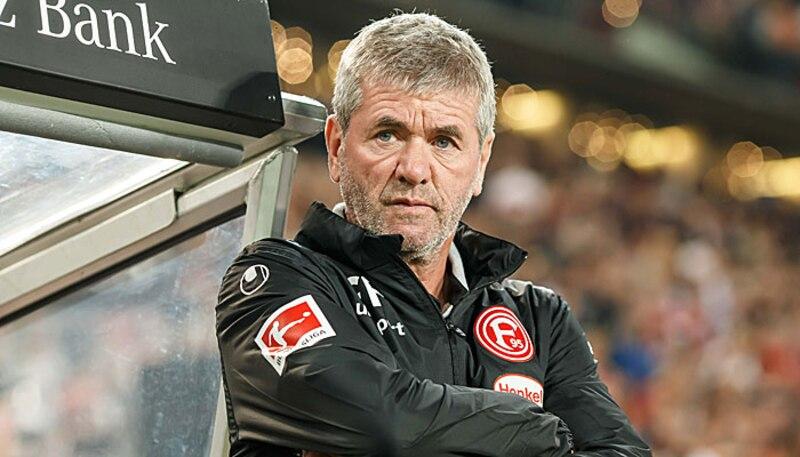 Eintracht Frankfurt Fortuna Dusseldorf Die Ruckkehr Des