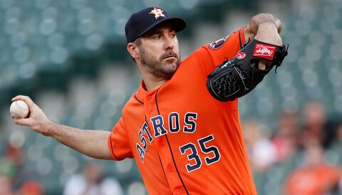 Astros vs Indians: Verlander, Astros ready to repeat