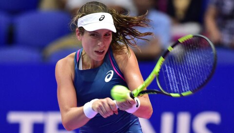 Thursday's tennis betting tips: Sasnovich to end Konta campaign