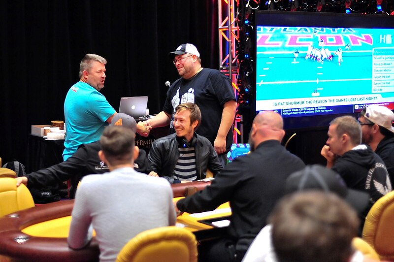 Moneymaker Tour and mystery hits Run it Up Reno - Pokerstars Blog