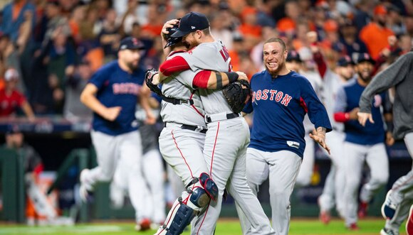 MLB World Series: Red Sox to hit Dodgers for six