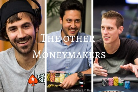 Who are the other Moneymakers?