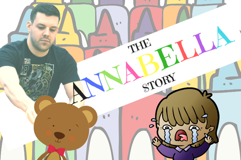 Kevin Martin and The Annabella Story
