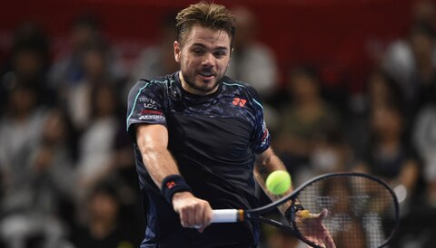 Wednesday's tennis betting tips: Wawrinka to toil in Tokyo