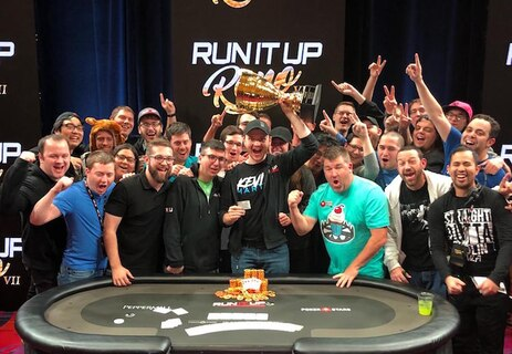 Nathan Manuel binks the big one, books seat for $25K PSPC