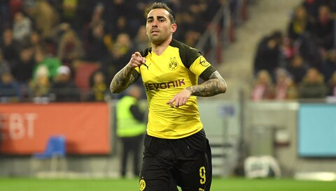 Champions League betting tips: Prolific Alcacer can boost footy acca