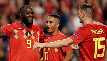 Bélgica vs Islandia: Los