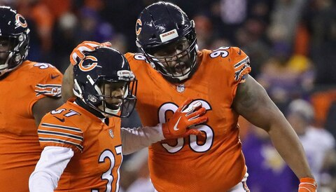 NFL betting tips: Bears to maul Lions in Thanksgiving treble