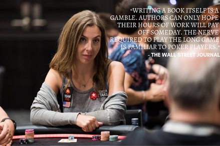 Konnikova isn't the only author using poker for inspiration