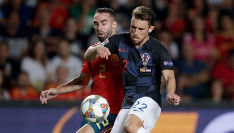 Football accumulator tips: Spain to reign in England's group