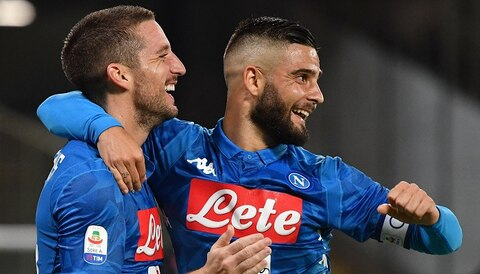 Il Napoli è vicino all'impresa, serve l'ultimo sforzo ad Anfield
