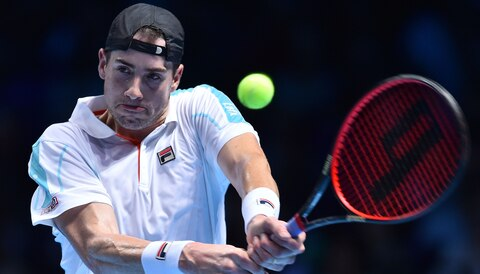 Wednesday's tennis betting tips: Isner to spring Cilic shock in London