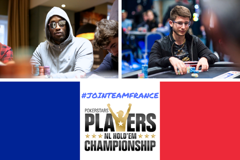 Join Team France - Nominate a deserving person to play a dream event in the Bahamas