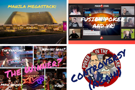 WEEKLY ROUND-UP: Manila Megastack returns, Fusion and VR take over Twitch, and more
