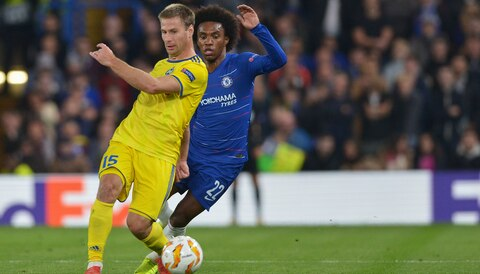 BATE Borisov vs Chelsea: Double trouble in store for Belarusian champs