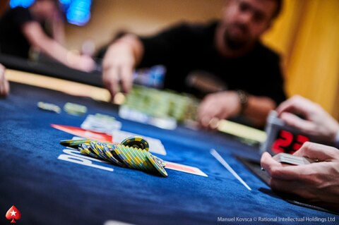 EPT Prague €10K High Roller: Day 1 live updates