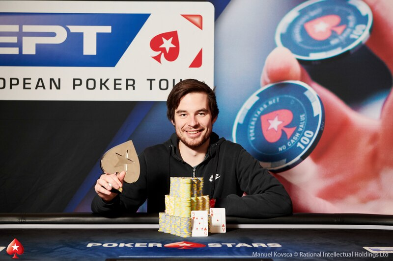 Satellite Winner Corentin Ropert Wins Single Day 25k High Roller For 277 560