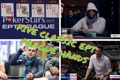 Five classic hands from EPT Prague