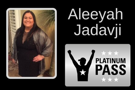 Put down your pen, Aleeyah Jadavji. You're playing in the #PSPC