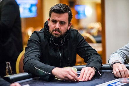 Andras Nemeth bags enormous lead after Day 1 of €50K at EPT Prague