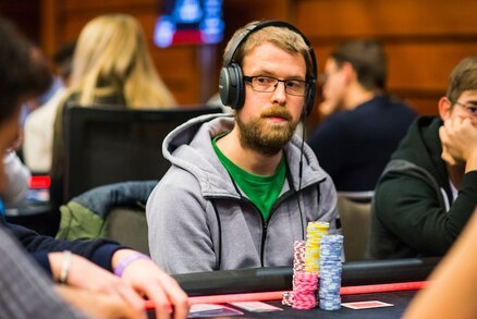 EPT Prague: Armin Mette  leads huge Main Event Day 1B field