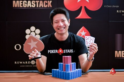 Yasutake Oka wins first major title taking down Manila Megastack 10 Main Event for ₱2,562,000