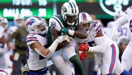 Jets vs Bills: Rookie QBs Allen, Darnold set for AFC East showdown
