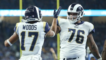 Rams vs Bears: LA and Chicago clash at Soldier Field on Sunday night