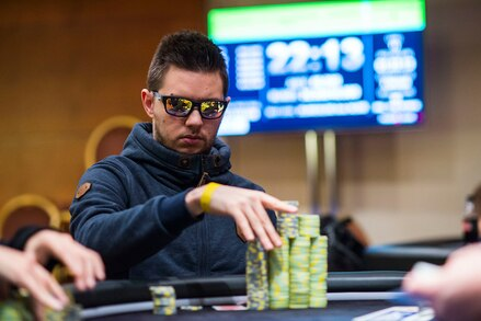 Matthias Eibinger bags big lead on Day 2 of €50K at EPT Prague, 4 remain