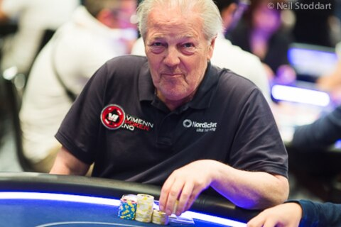 The poker world mourns Thor Hansen