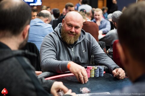 EPT Prague Main Event: Saralis tops Day 1A, followed by Antonius, Talbot, Farrell