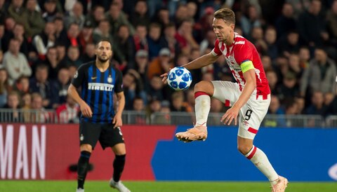 Both teams to score: Pressure off PSV for San Siro trip