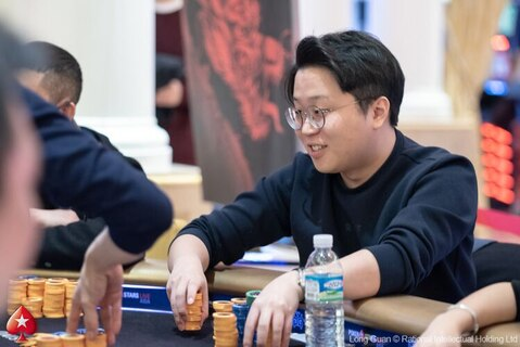 Jeju Red Dragon 2018 Main Event: Tae Hoon Han's incredible comeback nets final table chip lead