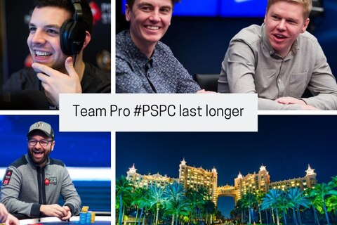 Negreanu favourite, but which Team Pro will win the #PSPC last longer?