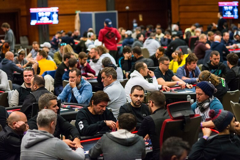 EPT Prague: Main Event Day 1B live updates