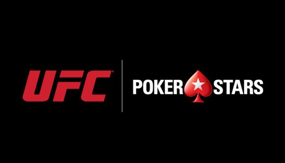 UFC and PokerStars team up for first official poker sponsorship