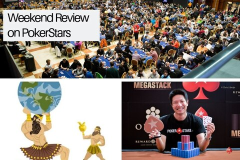 Weekend Review: The highlights of the weekend on PokerStars