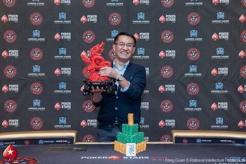Jeju Red Dragon 2018: Yuechun Shi crowned Champion in record breaking Main Event