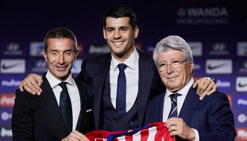 Apuestas de goleadores de LaLiga: Morata busca reencontrarse con el gol en su retorno al campeonato español