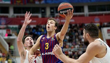 Consejos de apuestas de baloncesto: El Barça se apoyará en el Palau para mirar al CSKA por encima del hombro