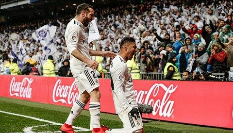 Real Madrid vs Girona: El conjunto blanco busca confirmar su mejoría ante el verdugo del Atlético